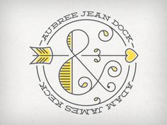 Ampersand Love, by Erica Birkman #logo