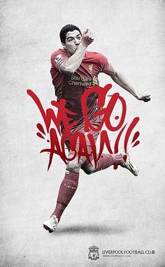 Luis Suarez - We Go Again