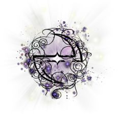 Ev Symbol by summersurf2014 on Polyvore featuring art and evanescence