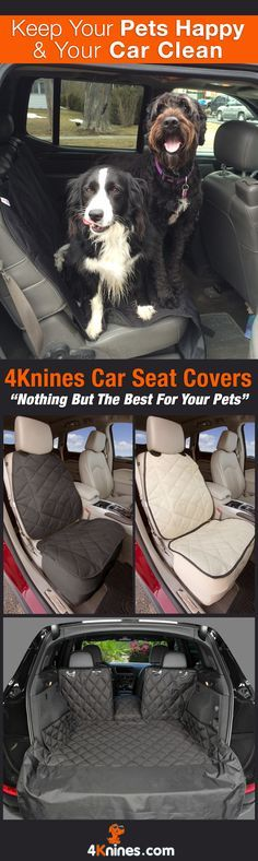 1000 Ideas About Seat Covers For Dogs On Pinterest Dog