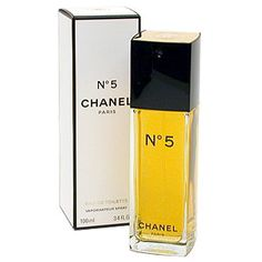 Chanel No.5 EDT 100ml- which is the most recent bottle?