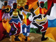 Prince Duncan-Williams Silk Art Creations