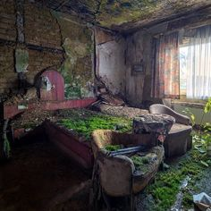 """Abandoned House 