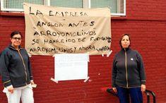 Las empleadas de limpieza de los polideportivos de Fuenlabrada pasarán a ser contratadas por una nueva empresa a partir del 1 de Marzo.