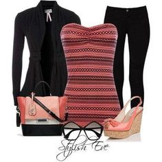Cute, for a night out