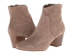 Steve Madden Porcha Taupe Suede - Zappos.com Free Shipping BOTH Ways