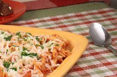 Zucchini Ziti .. Skinny Ms.