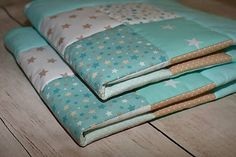 designhome / Patchwork vankúše *mentolky* Sewing For Kids, Scrappy Quilts