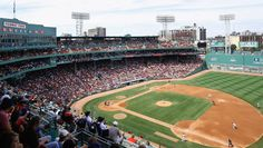 What's your favorite ballpark?