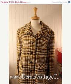 Fall Savings Sale Vintage 70s Betty Rose by DenasVintageCloset