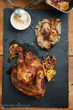 Peri Peri Chicken with roasted potatoes