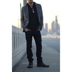 The Manhattanite | 20JEANS™ for Men.