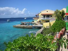 Beach on Bonaire. Buddy Dive Resort. Our vacation place of January 2013