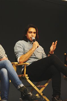"Apple Store Q&A with the cast of BBC's ""The Musketeers"" (21.01.15) *clear*"