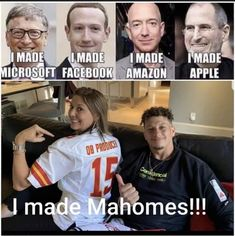 Nfl Jokes, Football Jokes, Nfl Football Players, Kansas City Nfl, Kansas City Chiefs Football, Funny Nfl Pictures, Chiefs Memes, Devin Booker, Hottest Guy Ever