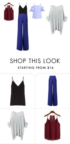 """""""вкпквп"""" by katy-rock-1 on Polyvore featuring мода, Raey и Emilio Pucci"""