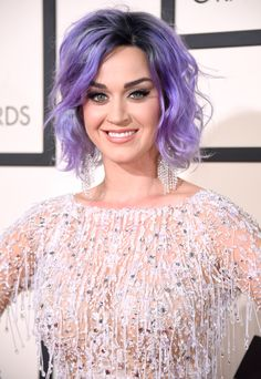 Katy Perry's Pastel Strands