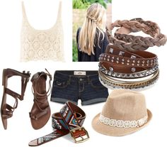 """""""summer"""" by raynefalls on Polyvore"""