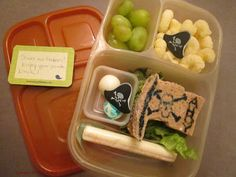 Talk Like a Pirate Day from Lunches Fit For a Kid in #Easylunchboxes