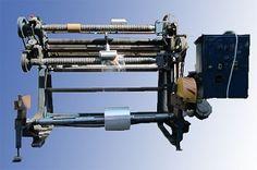2. El Bobin dilme makinası,dilimleme makinası,kesme makinası, (PVC,Kağıt kesim,dilme,dilimleme makina,makinaları)-YDB