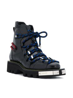 Designer Boots for Men : Trekking Combat boots New Shoes, Men's Shoes, Shoe Boots, Shoes Sneakers, Shoe Bag, Hiking Gear, Hiking Boots, Trekking Outfit, Hiking Fashion