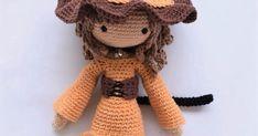 Lala amigurumi szydełkiem z pełnym opisem, wzorem, tutorialem Teddy Bear, Toys, Crochet, Animals, Amigurumi, Activity Toys, Animales, Animaux, Clearance Toys