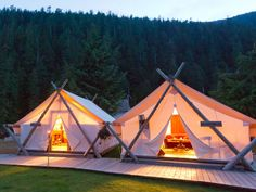 Clayoquot Wilderness Retreat | vancouver, canada