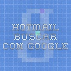 hotmail - Buscar con Google