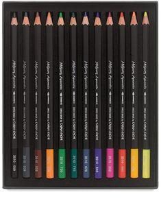 Caran D'Ache museum aquarelle pencil set