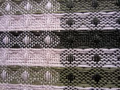 Weaving waffle weave hand towels . I have just finished a set of hand towels in waffle weave. I love this weave structure. Here is t...