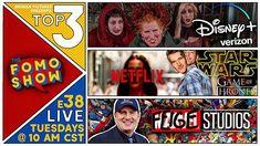 Hocus Pocus 2, App L, Broken Pictures, David Benioff, Miss Us, Kevin Feige, Disney Plus, Starwars, Star Wars