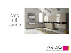 Amida te inspira :)    Ven a visitar nuestra exposición de baños y cocinas. ¡Te esperamos!  +info: Tel. 93 799 99 95 | amida@amidacocinas.com | Ronda Països Catalans, 39 Mataró