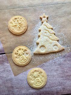 Citromos linzer keksz Mester süteménylisztből - Sütemények - Gluténmentes övezet - blog Gluten Free Sweets, Cookies, Desserts, Blog, Crack Crackers, Tailgate Desserts, Deserts, Biscuits, Postres