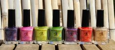 NPA THE SHEEP: FUN Lacquer and summer collection that we actually see all the colors!