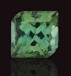 10.82ct asymmetrical tourmaline by stephen avery