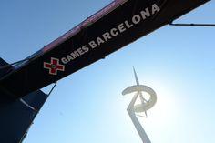 Dando inicio a los 'X Games Barcelona 2013'
