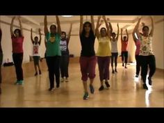 Dance Tips - Video : Zumba® Warm Up Routine by Vijaya Biceps And Triceps, Triceps Workout, Zumba Warm Up, Zumba Routines, Warm Up Routine, Cardio Kickboxing, Dance Tips, Health Goals, Aerobics