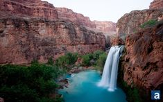 Havasupai Canyon, Arizona