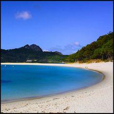 Playa de Rodas | Flickr - Photo Sharing! Cies Islands. Galicia.  Spain.