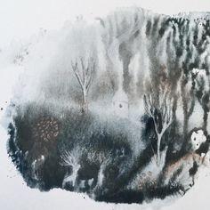 Fotka na Instagramu od uživatele Sova Hůová Illustration • 21. říjen 2018 v 18:45 Art Story, Illustration, Instagram Posts, Paintings, Outdoor, Outdoors, Paint, Painting Art, Illustrations