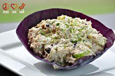 Avocado Tuna Salad – Low Carb, Gluten Free, Paleo