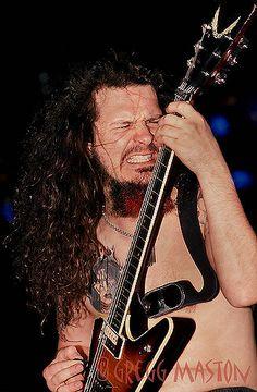 Dimebag Darrell - Pantera, Houston, Texas 1992