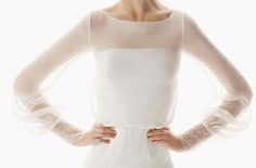 oh!myWedding: Tipos de telas para el vestido de novia