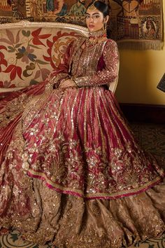 Latest Bridal Dresses, Asian Bridal Dresses, Asian Wedding Dress, Indian Bridal Outfits, Pakistani Wedding Outfits, Indian Fashion Dresses, Pakistani Wedding Dresses, Pakistani Dress Design, Pakistani Gowns