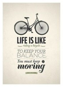 very timely quote for me. <3 the road gets hard, but we have to keep moving.
