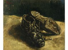 Image result for van gogh boots