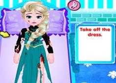 JuegosElsa.com - Juego: Elsa Patinaje - Minijuegos de la Princesa Elsa Frozen Disney Jugar Gratis Online