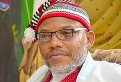 """The leader of the Indigenous People of Biafra Nnamdi Kanu has said the group will sack the All Progressives Congress-led government of Imo State in 2019.   Kanu who talked in Owerri on Friday demanded that there would be no decision in Anambra State in November and in the other four South-East states in 2019.   The IPOB pioneer said control devolution to states and rebuilding would not take care of the issues of the nation.   He stated """"We are in the place that is known for Biafra. I have…"""