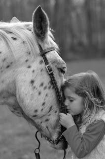 kids photography with horses - Google Search