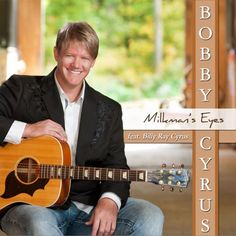 """Bobby Cyrus gets an assist from his cousin, Billy Ray, on his debut music video """"Milkman's Eyes,"""" a fun-loving video with some classic country story lines"""